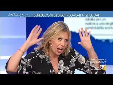 Alessandra Mussolini sta con Asia Argento: