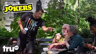 Impractical Jokers: Inside Jokes - You Want Me to Ask Him to Leave? | truTV