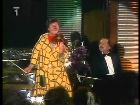 Jiří Císler - koncert pro Marii Rottrovou (1988)