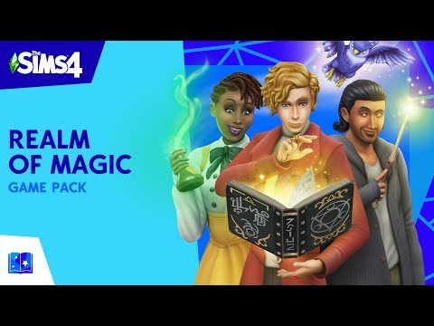 The Sims™ 4 Realm of Magic: Official Trailer thumbnail