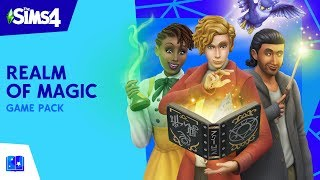 The Sims™ 4 Realm of Magic: Official Trailer