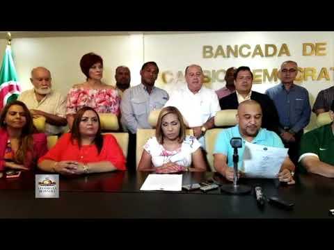 Banca de CD respalda la reelección de Yanibel Ábrego
