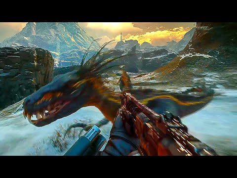 Second Extinction Gameplay Trailer