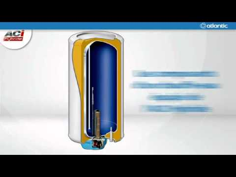 Ballon d'eau chaude Atlantic ACI Hybride