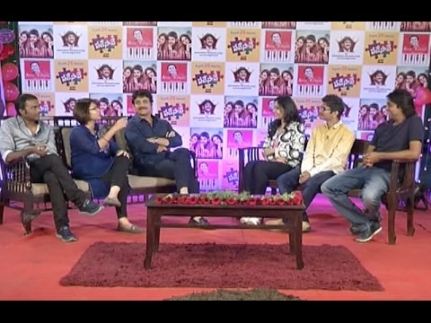 Nagarjuna Interviews Padesave Team
