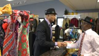 """Hello Detroit"" from Hot Sams Clothier & Reminisce Lifestyle Concierge"