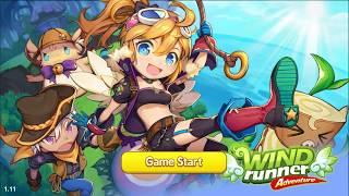 Wind Runner Adventure #17