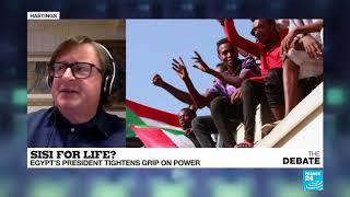 Are Sudan, Algeria And Egypt Connected?