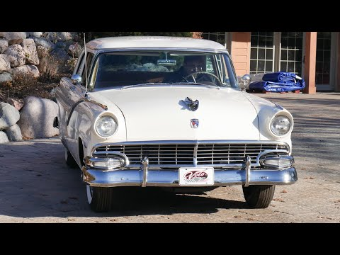 Video of '56 Fairlane - MIRF