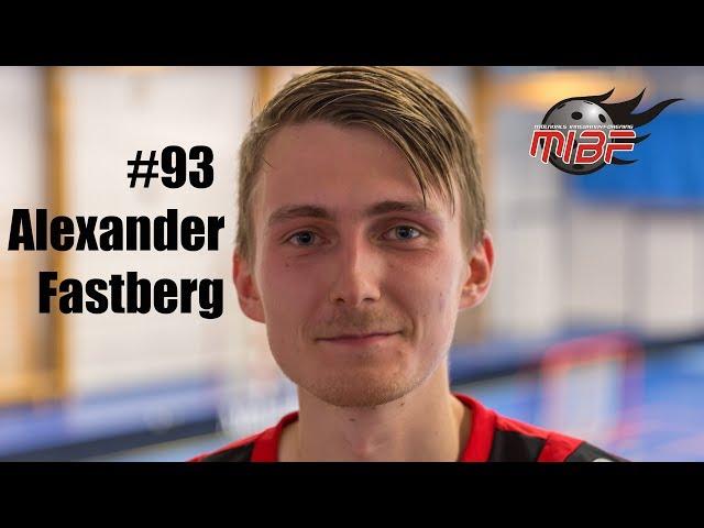 #93 Alexander Fastberg
