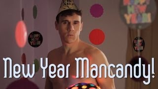 Hot And Happy New Year! - MANCANDY MONDAY