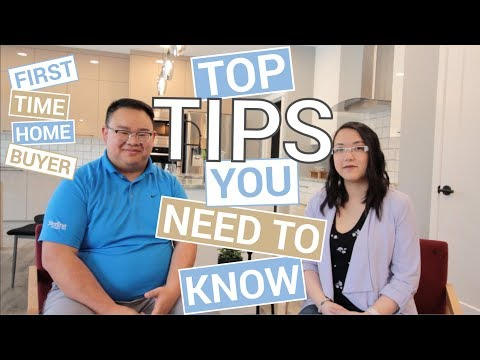 First Time Home Buyer Tips You Need To Know | Buying A Home In Edmonton 🏠🏡