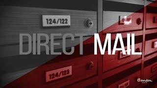 The Banton Buzz Episode 10 – Direct Mail