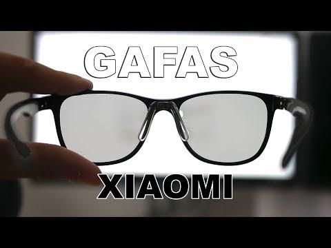 Gafas Xiaomi Roidmi B1 anti luz azul para móviles, tablets o PC