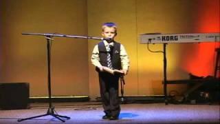 Молодой проповедник Самуил. 4 года.