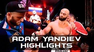 "Adam ""Boroda"" Yandiev #MMAHIGHLIGHTS"