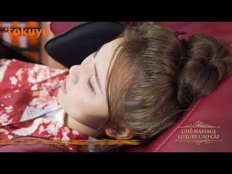Đẳng Cấp Hoàng Gia | Tokuyo TC 711 - Ghế Massage Cao Cấp Tokuyo - Made in Japan