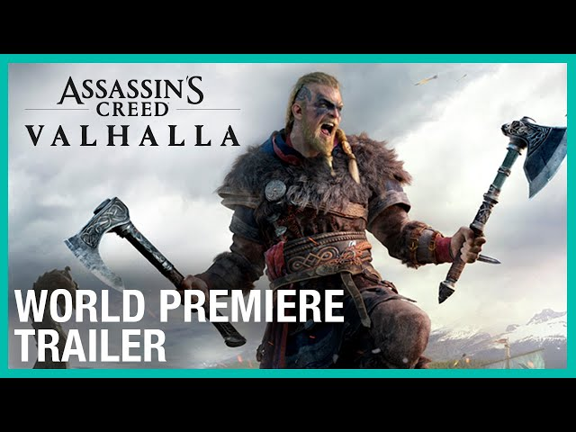 Assassin S Creed Valhalla Gameplay Release Date Story