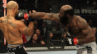 UFC Debut: Kimbo Slice vs Houston Alexander | Free Fight