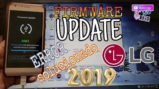 firmware update lg v20 solucion - TH-Clip