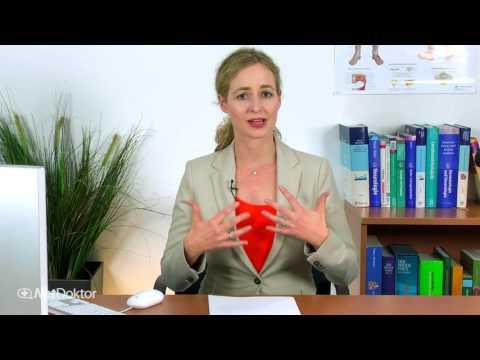 Entzündung der durch Infektionen verursacht Gelenke