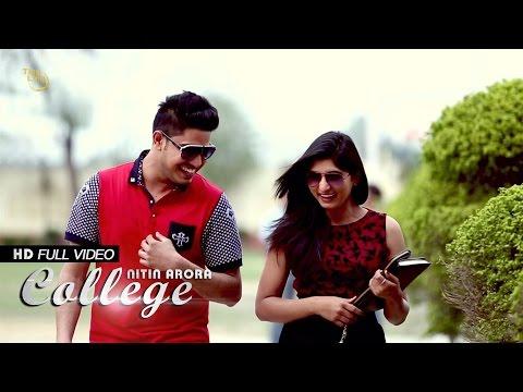 College  Nitin Arora