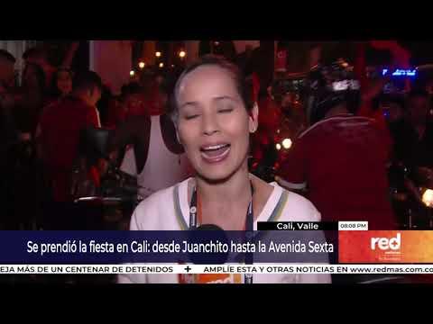 Red+ | Se prendió la fiesta en Cali: desde Juanchito hasta la Avenida Sexta