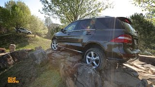 Gambar cover #mbrt15 Part 1: Off-Road in Tuscaloosa (English / German)