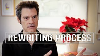 Process Of Rewriting A Screenplay by Mark Sanderson