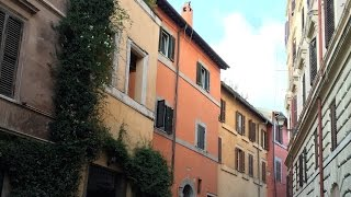 preview picture of video 'Katie Parla's Rome: Trastevere'