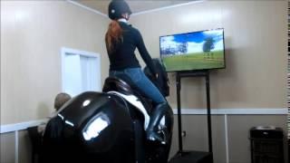 Horse Jumping Simulator
