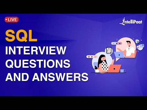 SQL Interview Questions and Answers | Intellipaat - YouTube