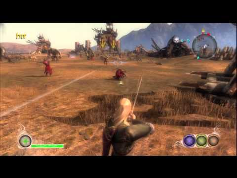 Lord of the Rings: Conquest HD Walkthrough - Pelennor Fields - Part 7 letöltés