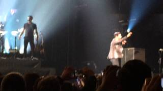 """""""Salomé"""" Chayanne, En Todo Estaré Tour, Chicago, 23 de agosto 2015."""