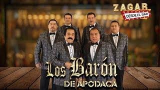 Zagar Desde El Bar Con Los Barón De Apodaca