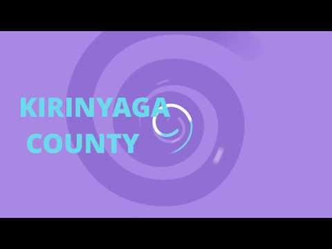 Training on Social Accountability Concept and Tools in Kirinyaga County