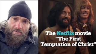 Jesus Christ Netflix Film - Muslims with Christians Offended over Movie