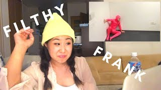"Japanese React to YouTubers: Filthy Frank ""Weeaboos"""