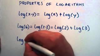 logarithms tutorial - मुफ्त ऑनलाइन वीडियो
