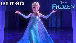 FROZEN  Let It Go Singalong  Official Disney UK