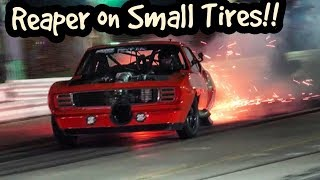 Reaper Bringing the Fire to Small Tires at EMP No Prep
