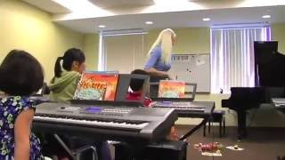 Yamaha Group Piano vs Private Piano Lessons - Yamaha Music School - Frisco Plano TX