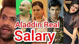 Aladdin Cast Sab Tv Mehar