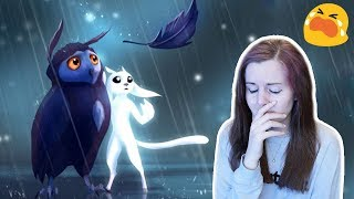 ORI MADE ME CRY AGAIN! | Ori and the Will of the Wisps - E3 2018 - Gameplay Trailer Reaction