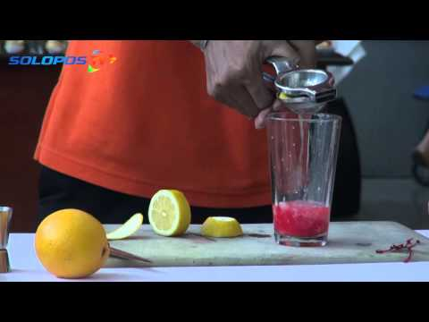 Video Cara Membuat Mocktail (Minuman Squash)