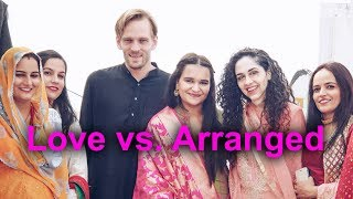 Attending an Arranged Marriage in an Indian Village! #VillageWalaRock