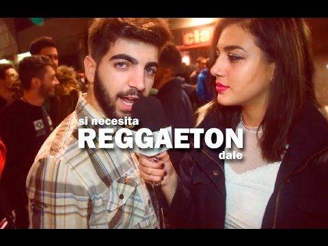 Si Necesita Reggaeton Dale (Salamanca Fiesta)