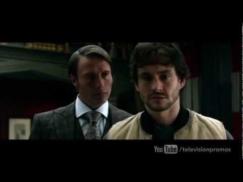 Hannibal Season 1 (Promo 'Mind Games')