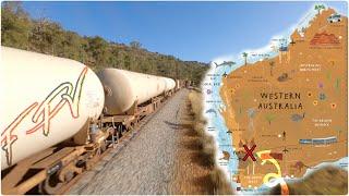 FPV | Cinematic • The West of Australia | Bush • Roos • Train [ReelSteadyGo] ???????????????????????????????????? ᵃᵘˢ