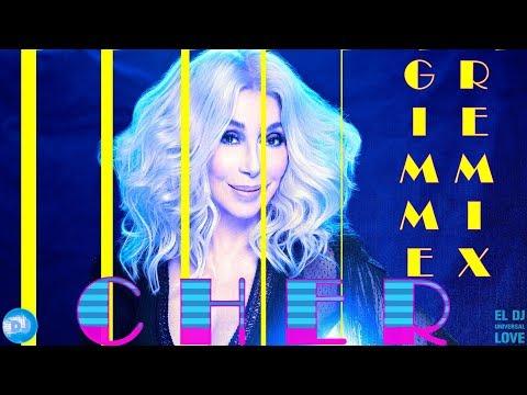 CHER - GIMME! GIMME! GIMME! (A Man After Midnight) [REMIX]